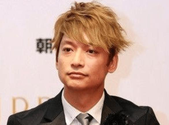 「金髪 香取慎吾」の画像検索結果