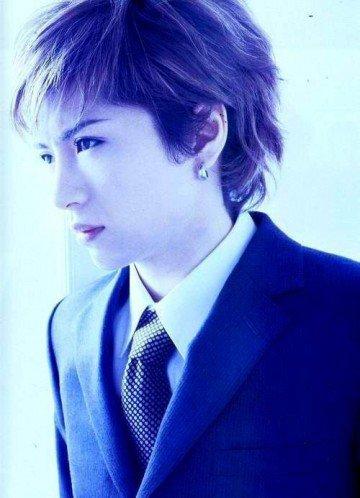 モダンヘアスタイル gackt 髪型 画像 : fairdink.com