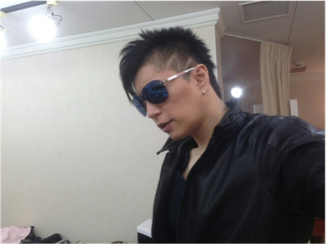 モダンヘアスタイル gackt 髪型 画像 : akogare.me