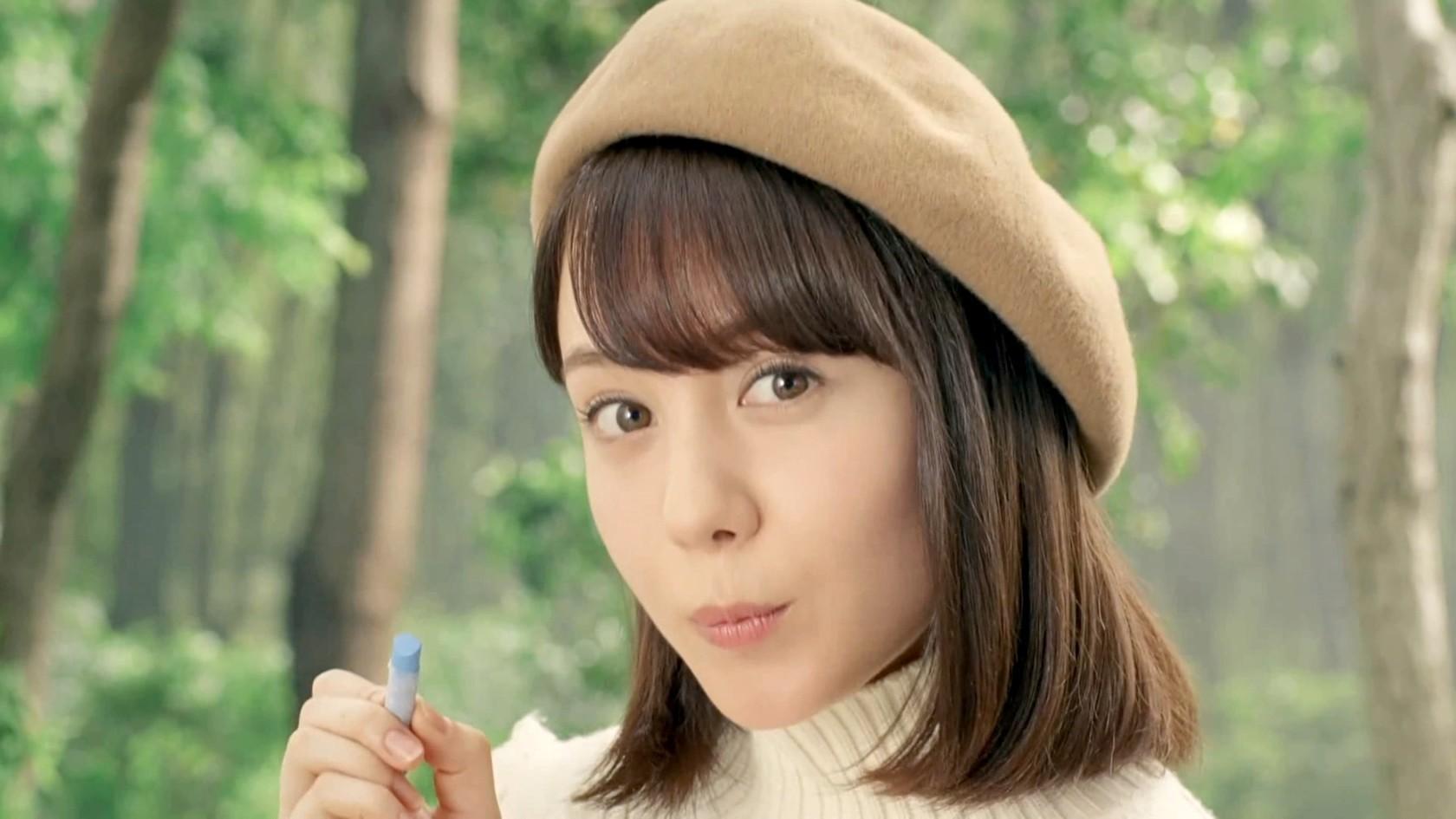 帽子をかぶったトリンドル玲奈の画像です!